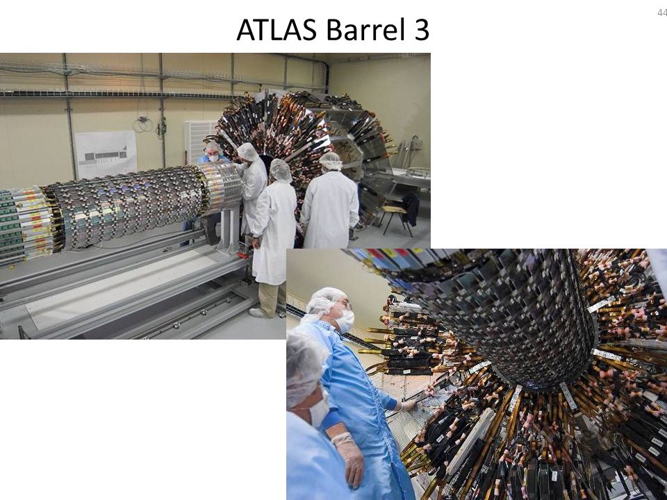 ATLAS Barrel 3 44