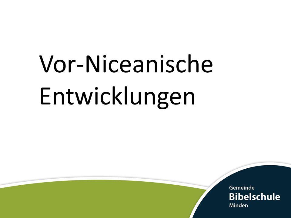 Kirchengeschichte I Weitere Kaiser im 4.Jh. n. Chr.
