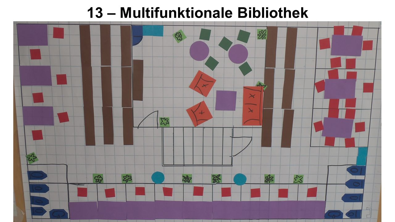 13 – Multifunktionale Bibliothek