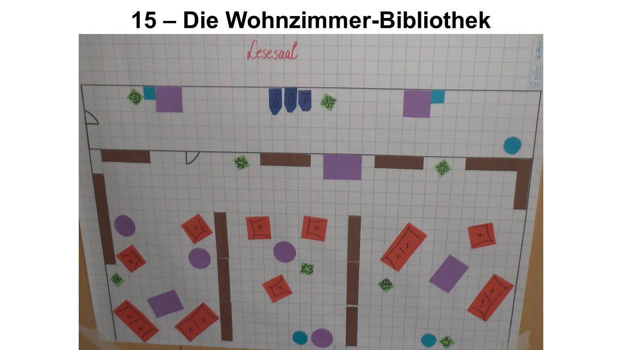 15 – Die Wohnzimmer-Bibliothek
