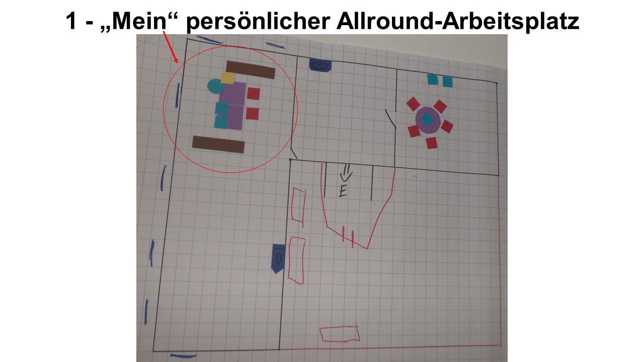 1 - Mein persönlicher Allround-Arbeitsplatz
