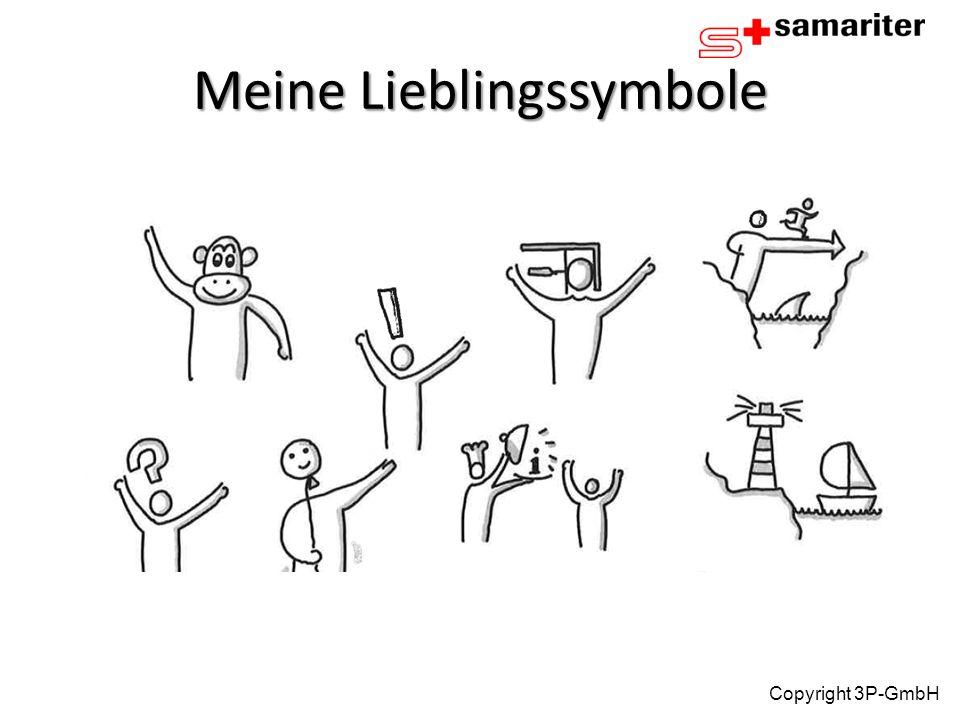 Meine Lieblingssymbole Copyright 3P-GmbH