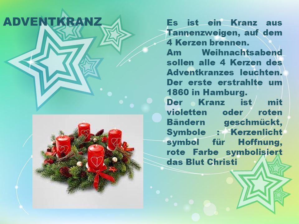 Gerhard Lang hat Anfang des 20.Jhs.den ersten Adventskalender in München gedrückt.