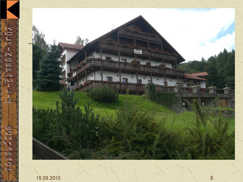 15.09.20105 Hammern, Hotel Kollerhof