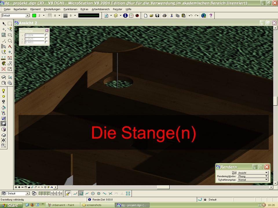 Die Stange(n)