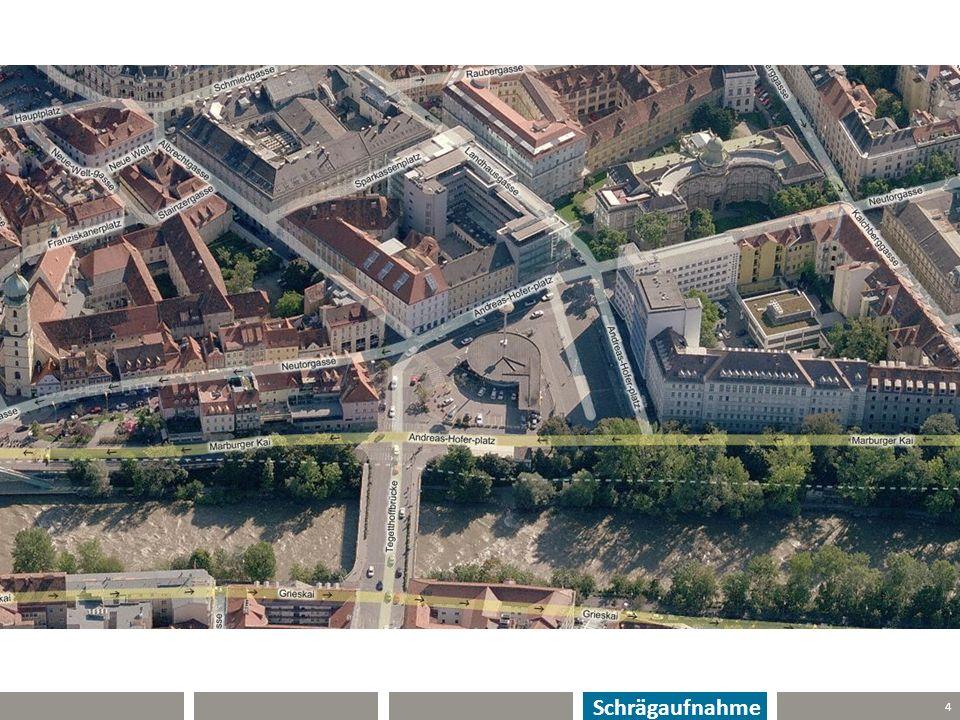 Stadt Graz   Graz-Rathaus   8010 Weitere Informationen DI Bernhard Inninger Abteilungsleiter Stadtplanungsamt bernhard.inninger@stadt.graz.at www.graz.at