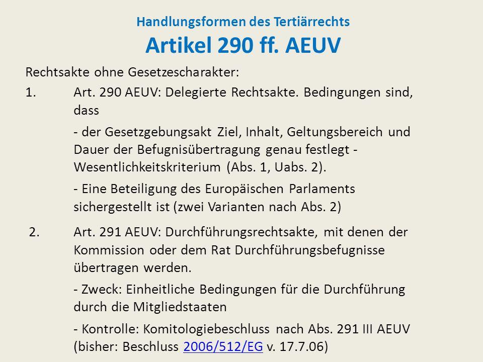 Gesetzesinitiative und Vorschlagsmonopol 1.Vorschlags-monopol der Kommission Art.
