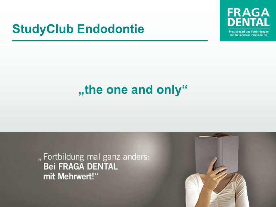 the one and only StudyClub Endodontie