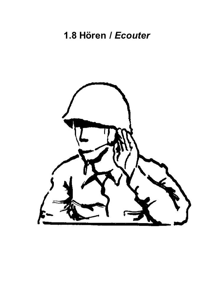 1.8 Hören / Ecouter