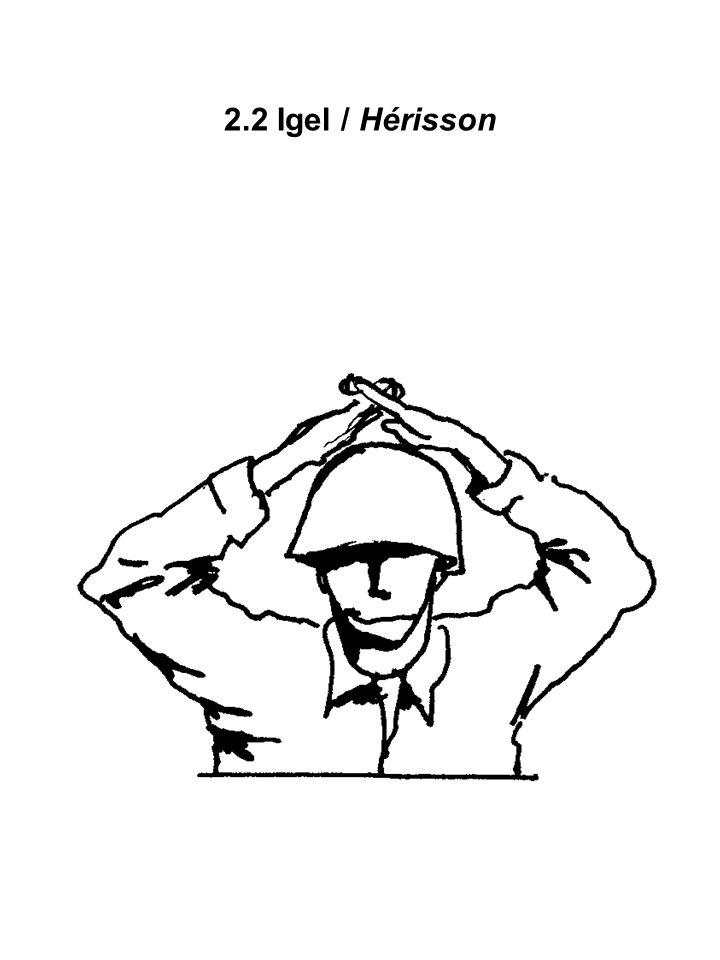 2.2 Igel / Hérisson