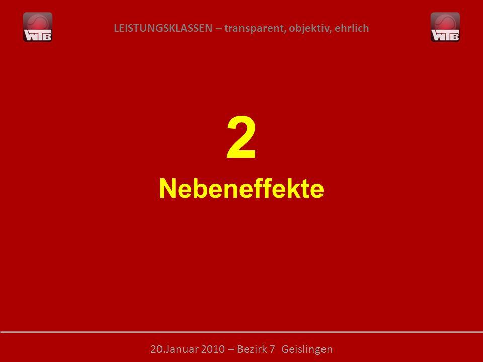 LEISTUNGSKLASSEN – transparent, objektiv, ehrlich 20.Januar 2010 – Bezirk 7 Geislingen Einsehen der Leistungsklassen Sie haben zwei Möglichkeiten: 1)Über die Homepage www.wtb-tennis.dewww.wtb-tennis.de 2) Über den internen Vereinsaccount