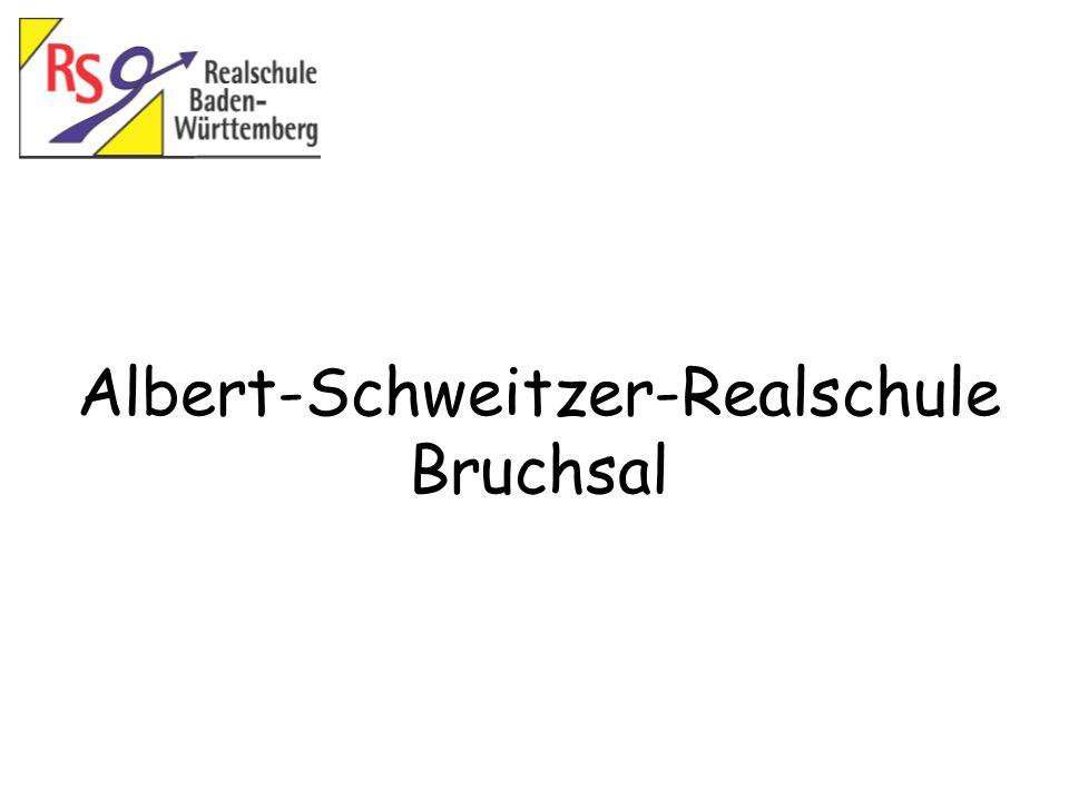 Albert-Schweitzer-Realschule Bruchsal