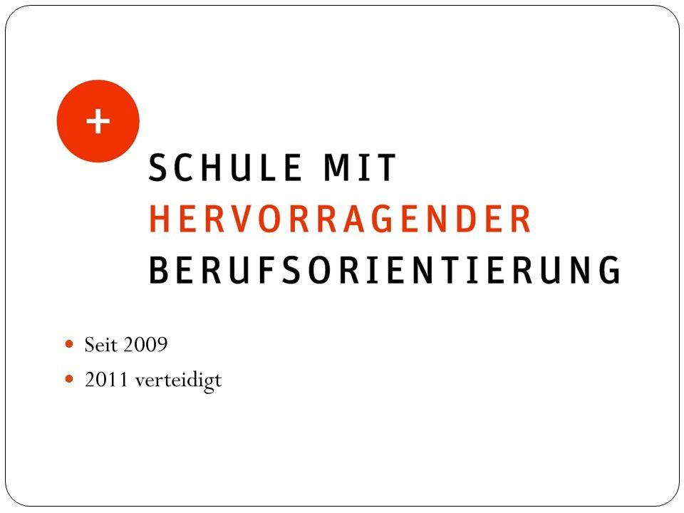Seit 2009 2011 verteidigt