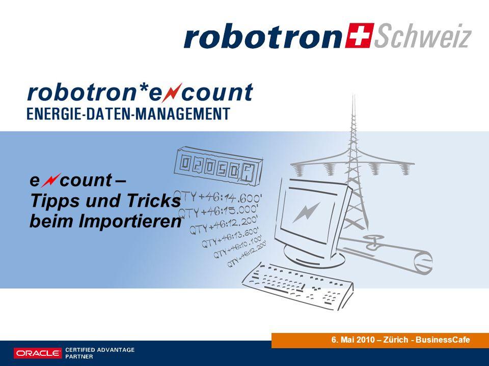 e count - Importdateien ID der Import- Datei Datei von ComImport – Konto 4 Format EDI Verbindung zur importierten Email- Nachricht