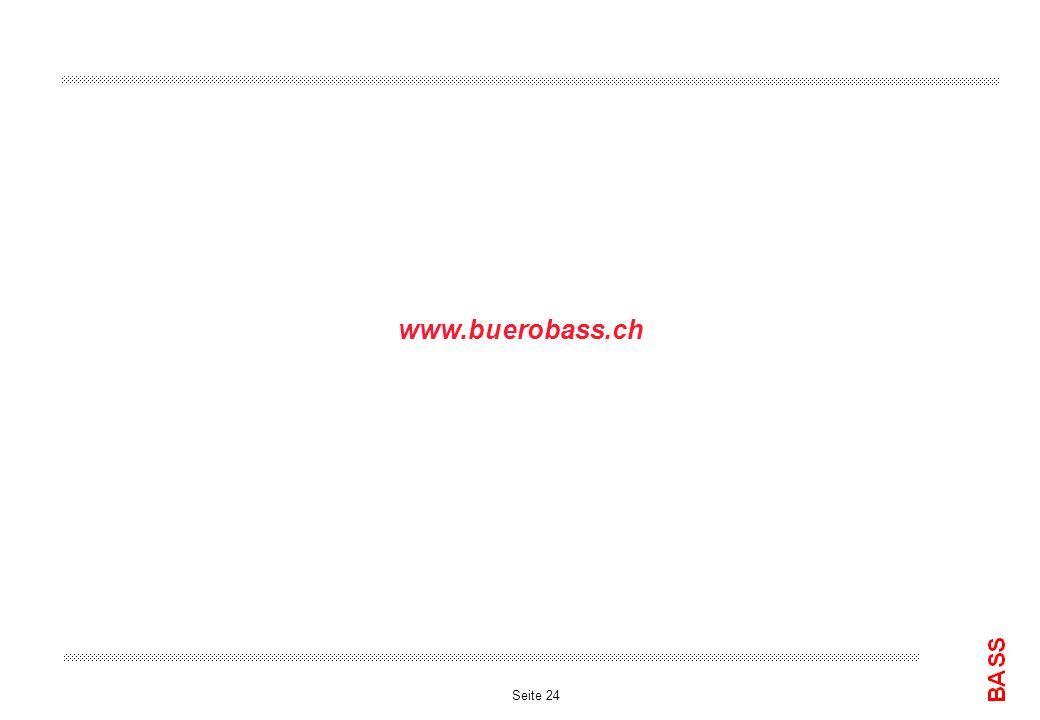 Seite 24 www.buerobass.ch