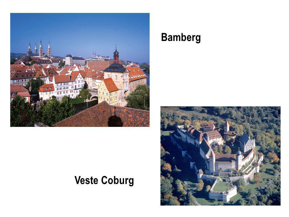 Bamberg Veste Coburg