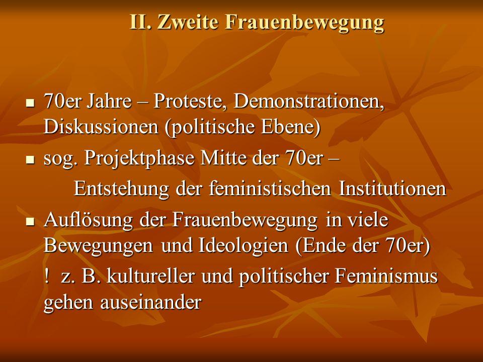70er Jahre – Proteste, Demonstrationen, Diskussionen (politische Ebene) 70er Jahre – Proteste, Demonstrationen, Diskussionen (politische Ebene) sog. P