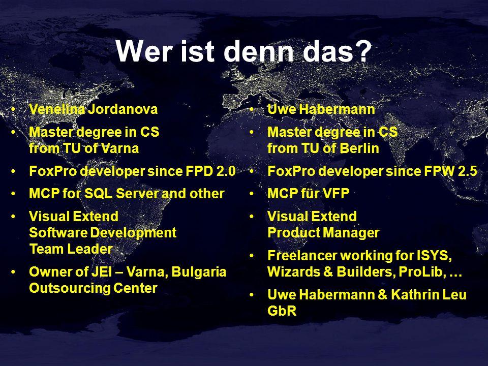 Mission completed Generierte Anwendung Generierte Formulare Viele Features Kein Code Hohe Qualität = zufriedene Kunden