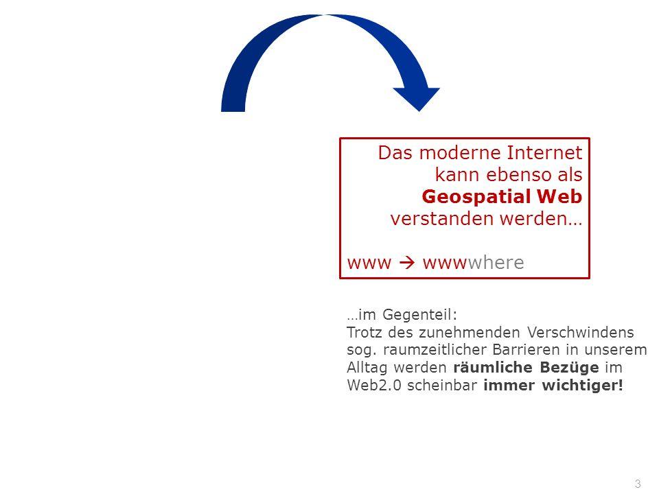 Mobiles Internet und Geomedien 4