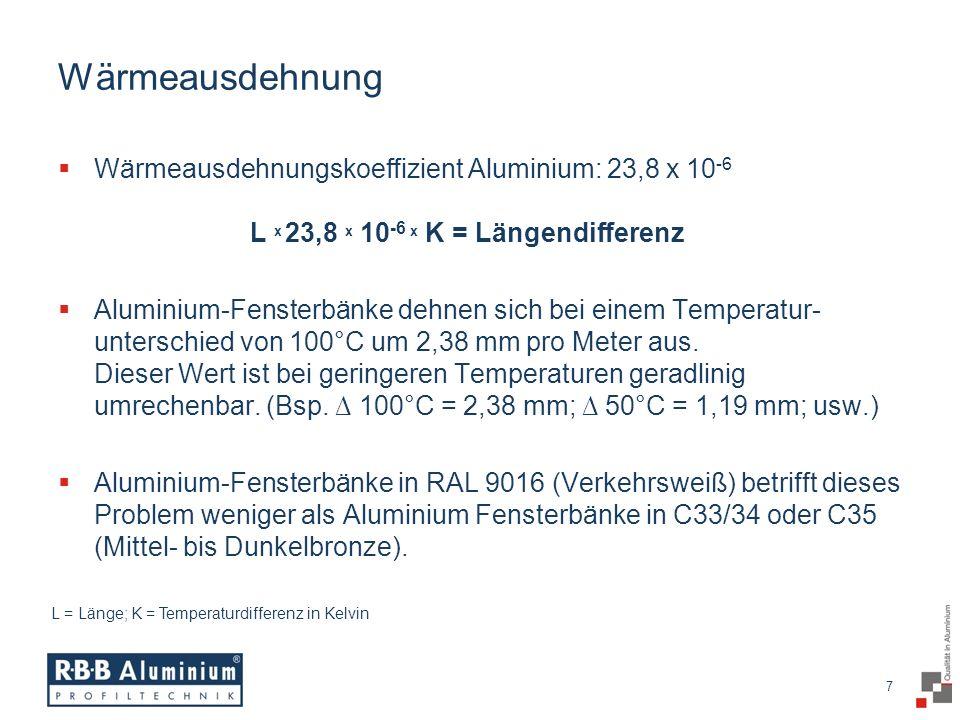 28 / 20 28 Das RAG² System Alle Anschlüsse an angrenzende Gewerke sind fachgerecht (z.B.