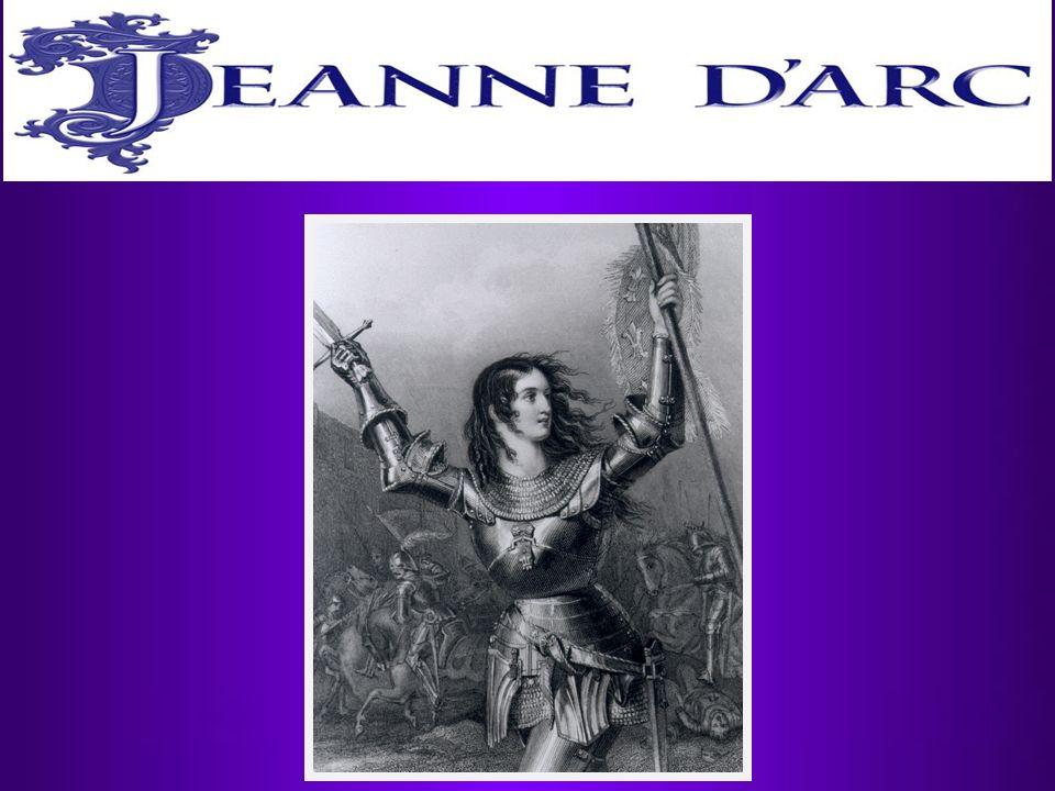 Weder für Jeanne dArcs Geburtsjahr noch für den genauen Tag ihrer Geburt gibt es eine zuverlässige Quelle.