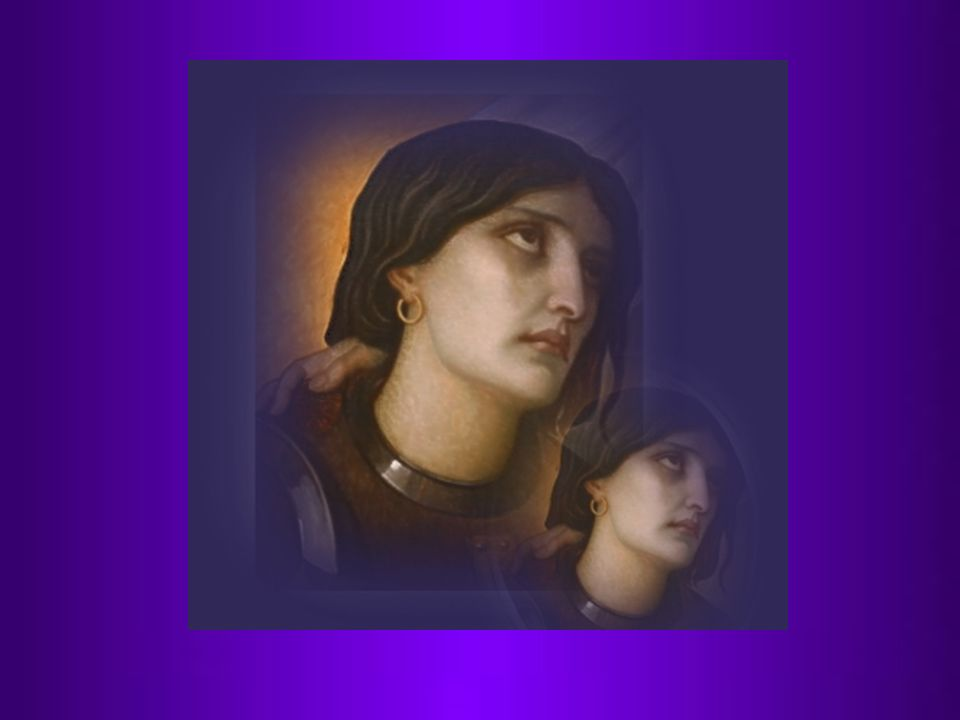 In Poitiers ließ er sie drei Wochen lang von Geistlichen und hochgestellten Persönlichkeiten auf ihre Glaubwürdigkeit prüfen und ihre Jungfräulichkeit von Hofdamen untersuchen.