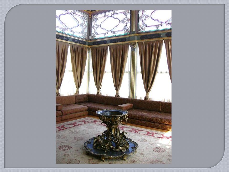 Das Bett des Sultans