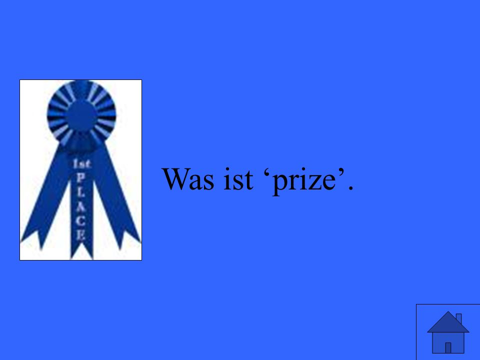 Was ist prize.
