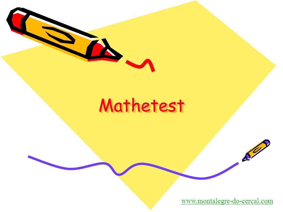 MathetestMathetest www.montalegre-do-cercal.com