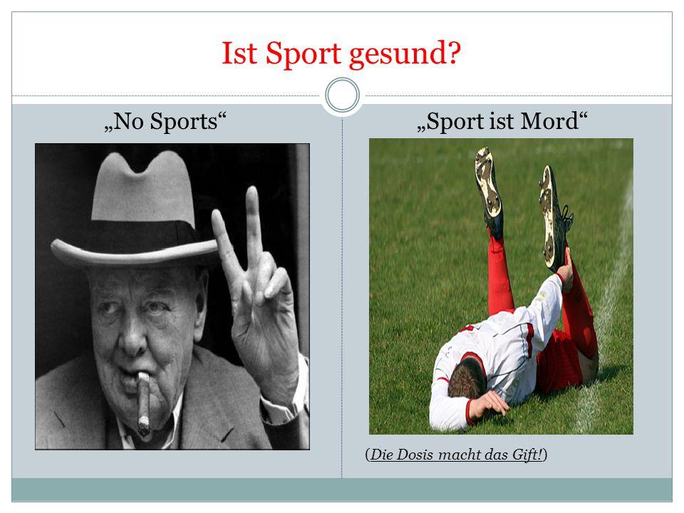 S P O R T Sport=Abkürzung von engl. Disport = Zerstreuung, Vergnügen Vom lat. Verb deportare= sich zerstreuen, sich vergnügen Begriffe früher im Deuts
