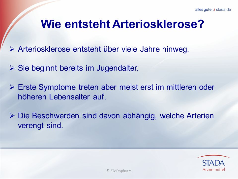 Diagnose einer Arteriosklerose - 3 - Herzkatheter: Mithilfe eines Katheters und eines Kontrastmittels können krankhafte Veränderungen der Blutgefäße (z.B.