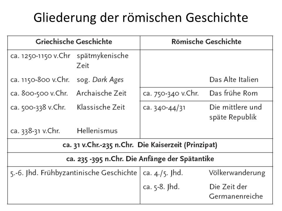Italiens Völker in der Eisenzeit -- Sprachgruppen Umbro-Sabellisch a)Umbrosabinisch - Umbrer - Sabiner - Aequer - Marser -Volsker b) Oskisch -Samniten Latino-Faliskisch