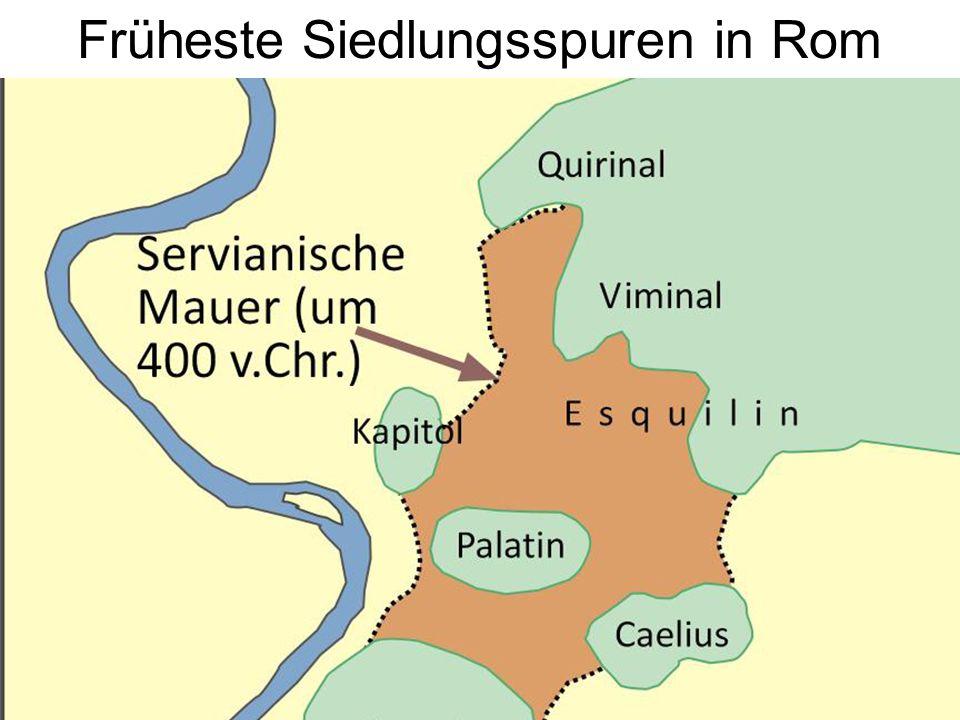 Kulturelle Kontakte der frühen Römer Etrusker Griechen Italiker