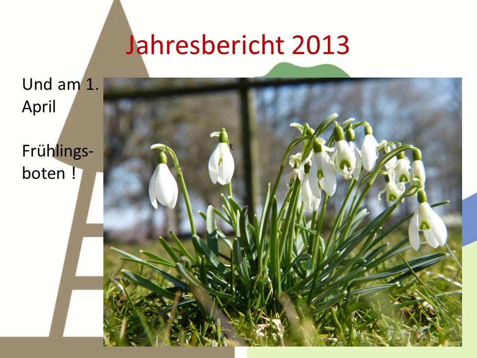 Jahresbericht 2013 6. März: Osterbasteln im Feuerwehrhaus
