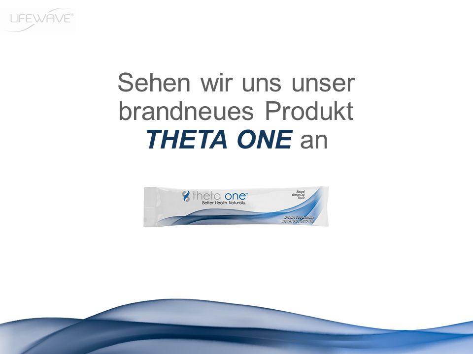 Sehen wir uns unser brandneues Produkt THETA ONE an