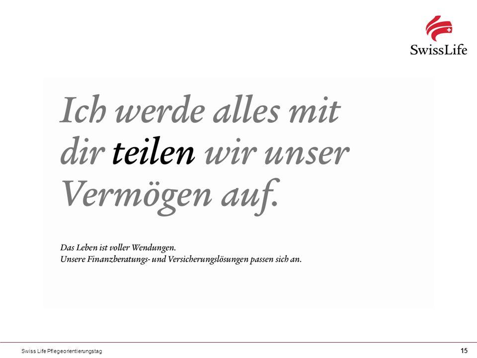 Swiss Life Pflegeorientierungstag 15