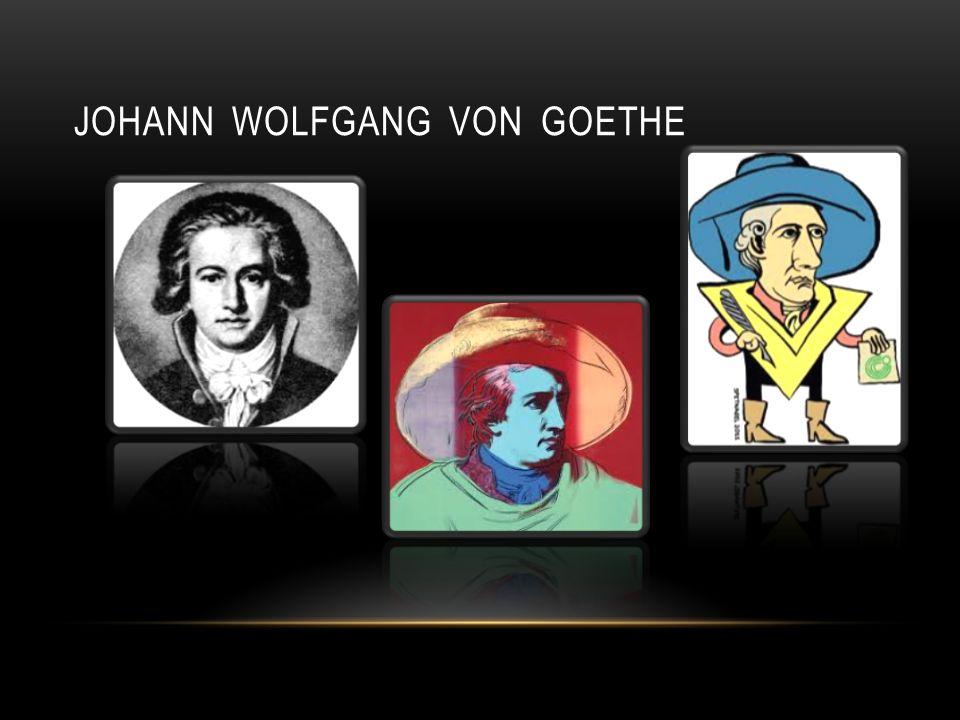 BERUF UND BILDUNG Hervorragender deutsche Dichter späten achtzehnten und frühen neunzehnten Jahrhunderts, und eine der wichtigsten in der Welt, Dramatiker, Schriftsteller, Gelehrte, Politiker, Freimaurer.