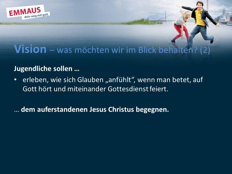 Erprobung – Erfahrungen Nach der Übersetzung wurde der Kurs an unterschiedlichen Orten in Deutschland erprobt.