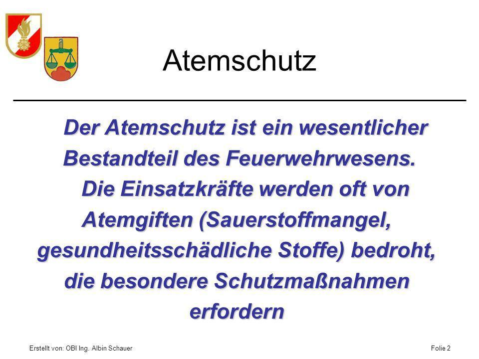 Erstellt von: OBI Ing. Albin SchauerFolie 13