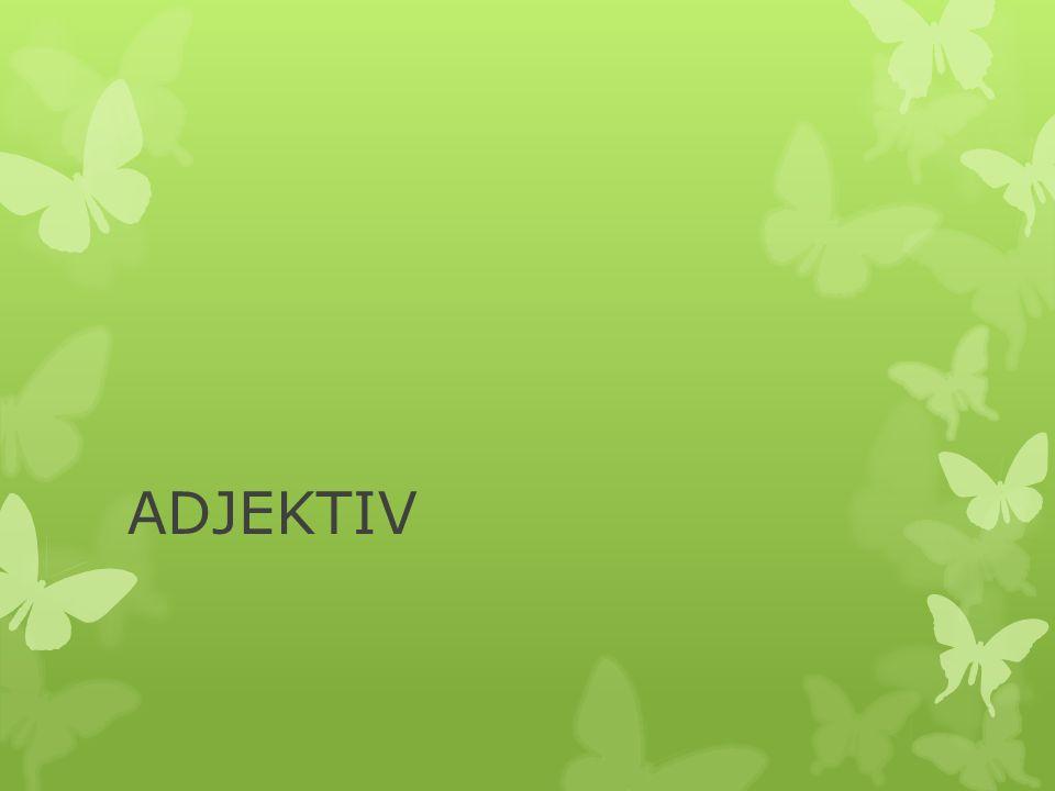 ADJEKTIV