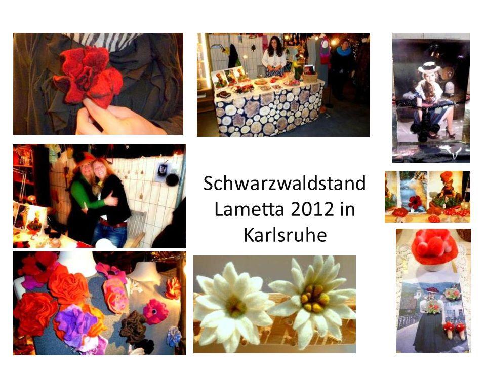 Schwarzwaldstand Lametta 2012 in Karlsruhe