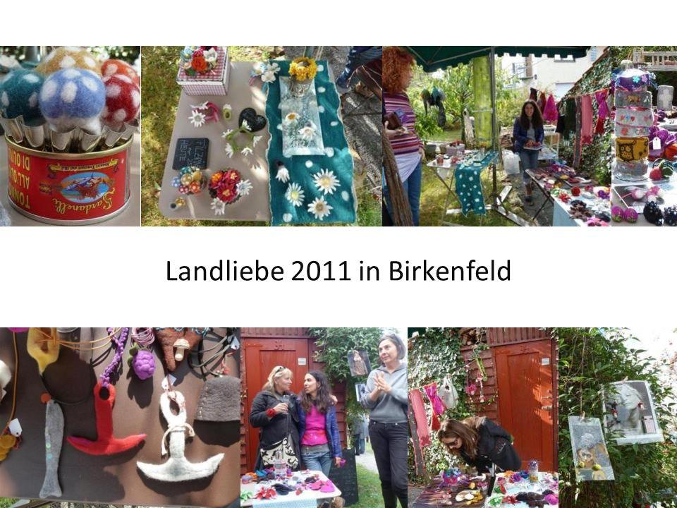 Landliebe 2011 in Birkenfeld
