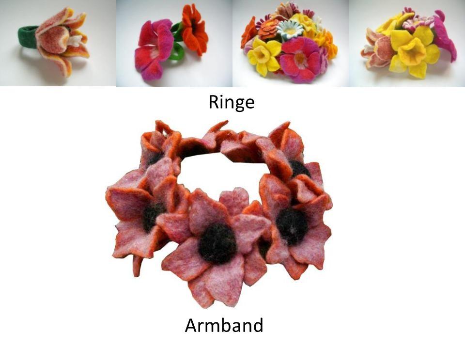 Armband Ringe