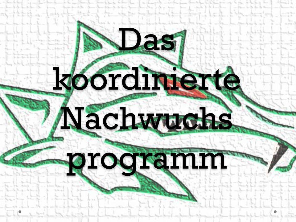 Das koordinierte Nachwuchs programm