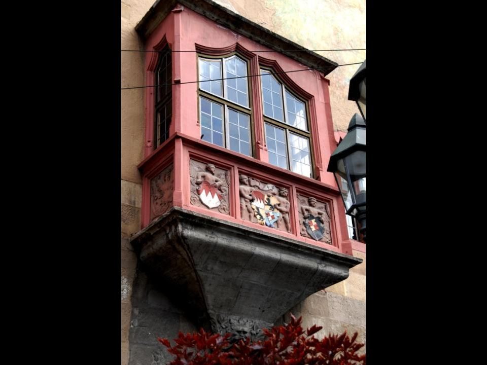 Rathaus Erweite- rungsbau 1659