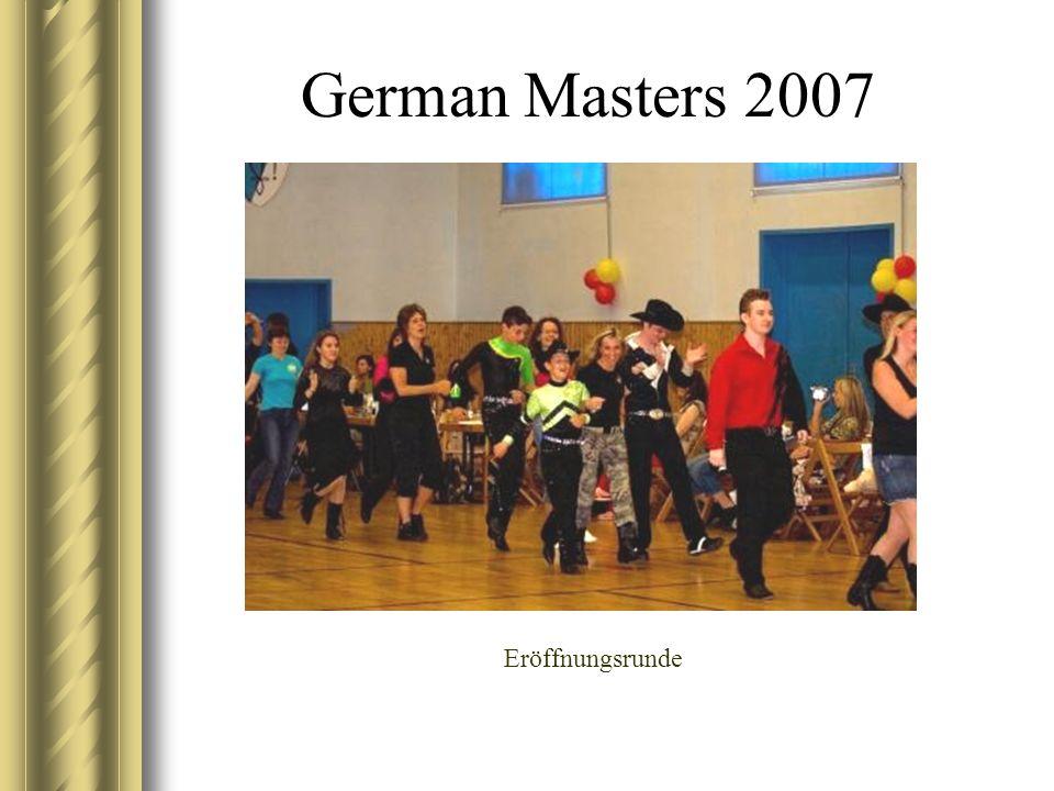 German Masters 2007 Eröffnungsrunde