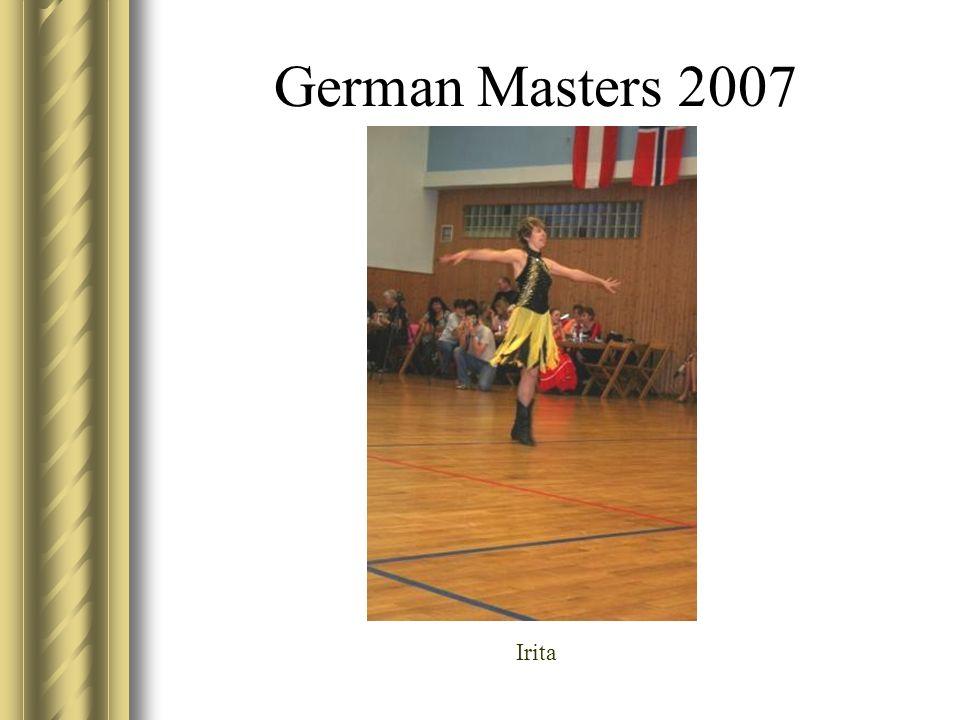 German Masters 2007 Irita