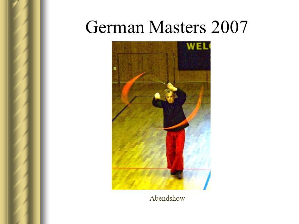 German Masters 2007 Abendshow