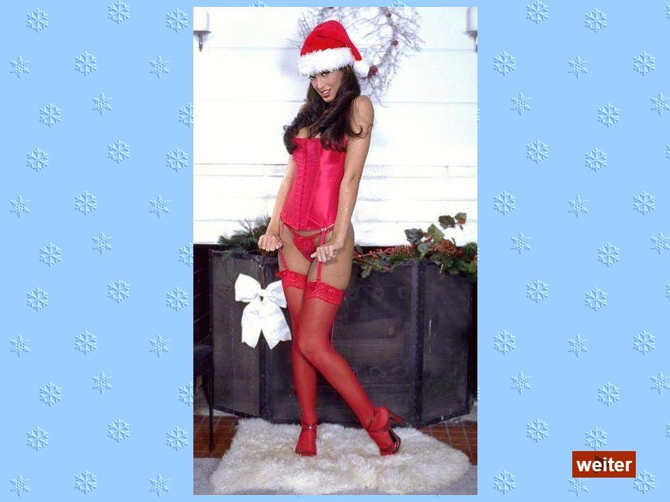 Dieses Jahr ersetze ich den Weihnachtsmann! weiter