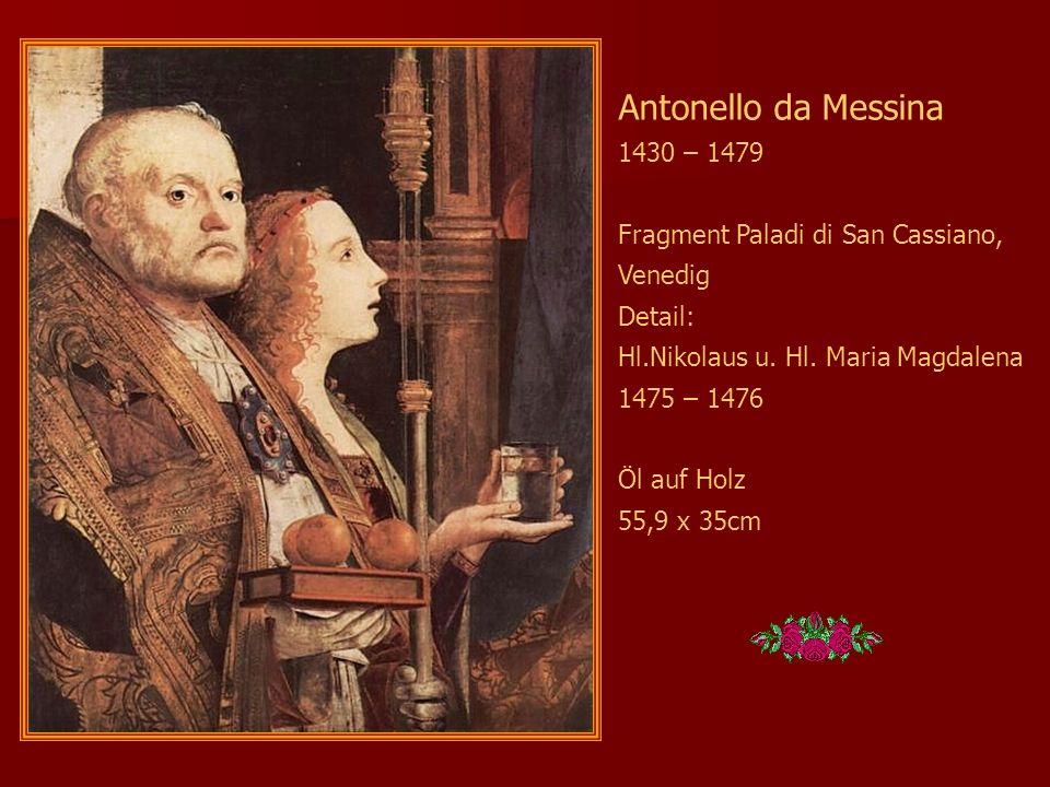 Angelo Bronzino 1503 – 1572 Heilige Familie mit Hl.Anna und Johannes d.Täufer Öl auf Holz 124,5 x 99,5cm